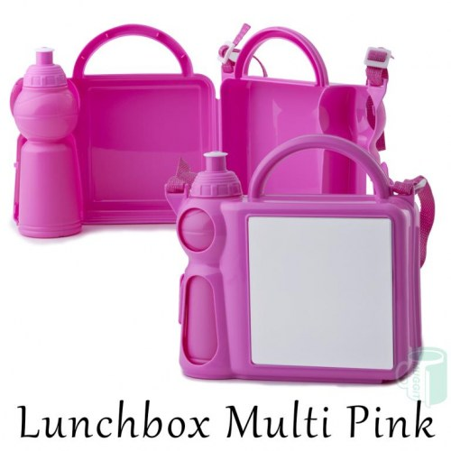 Lunchbox Multi Pink