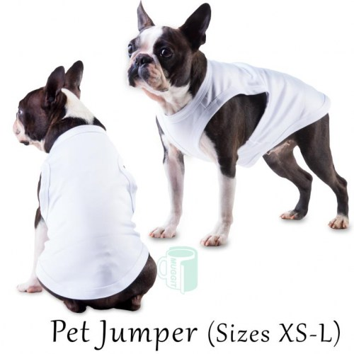 Pet Jumper (Sizes XS-L)