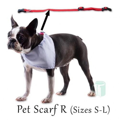 Pet Scarf R (Sizes S-L)